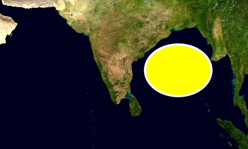Cyclogenese ocean indien nord