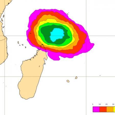 Cyclogenese ocean indien sud ouest