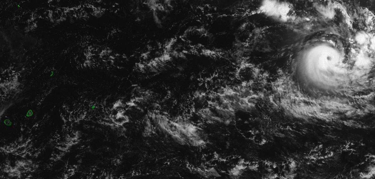 Cyclone faraji est mascaregines