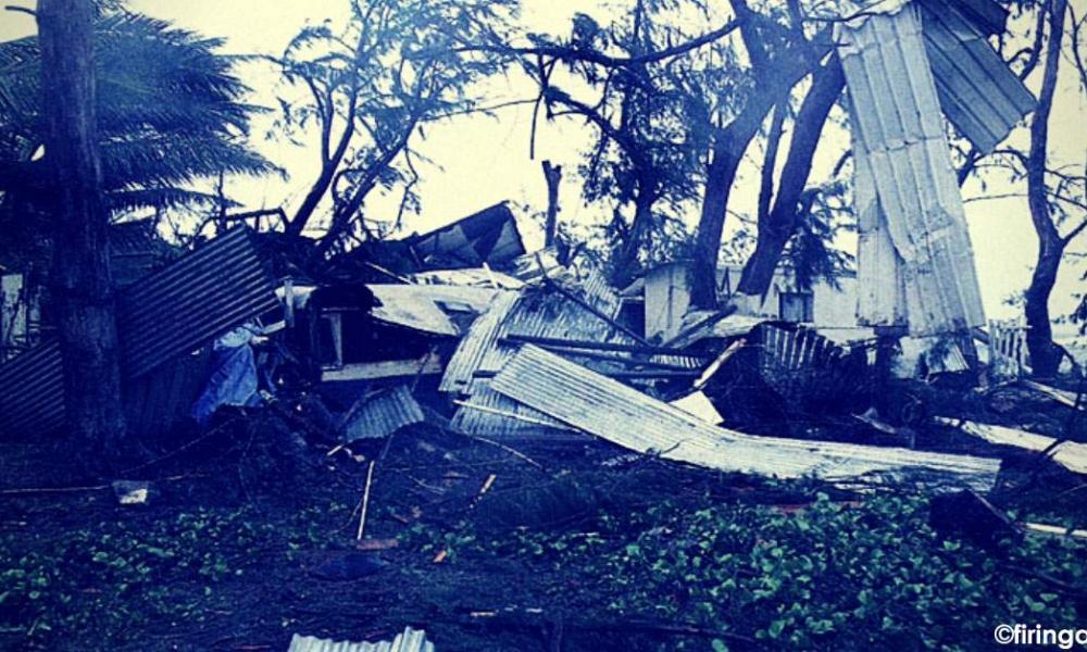 Cyclone firinga 1989