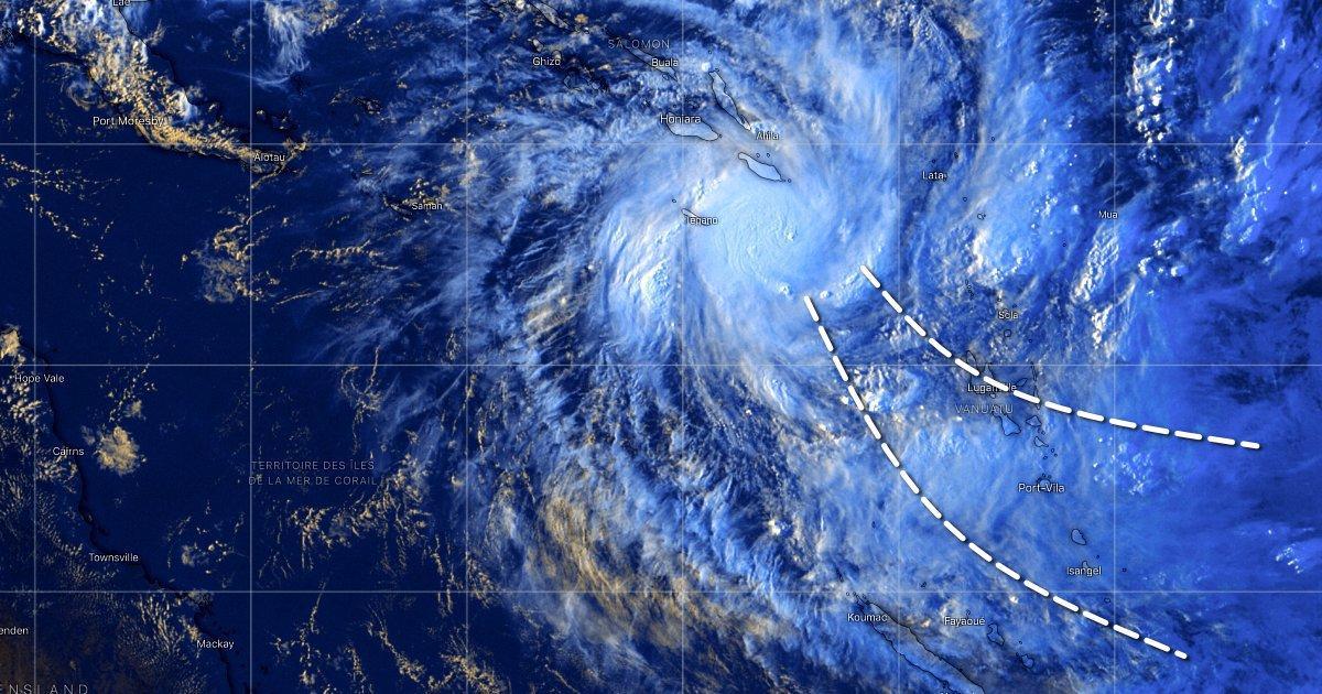 Cyclone harold