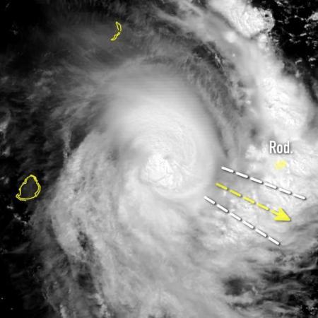 Cyclone herold 17 mars 2020