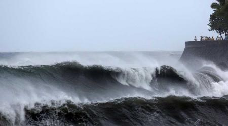 Cyclone la reunion