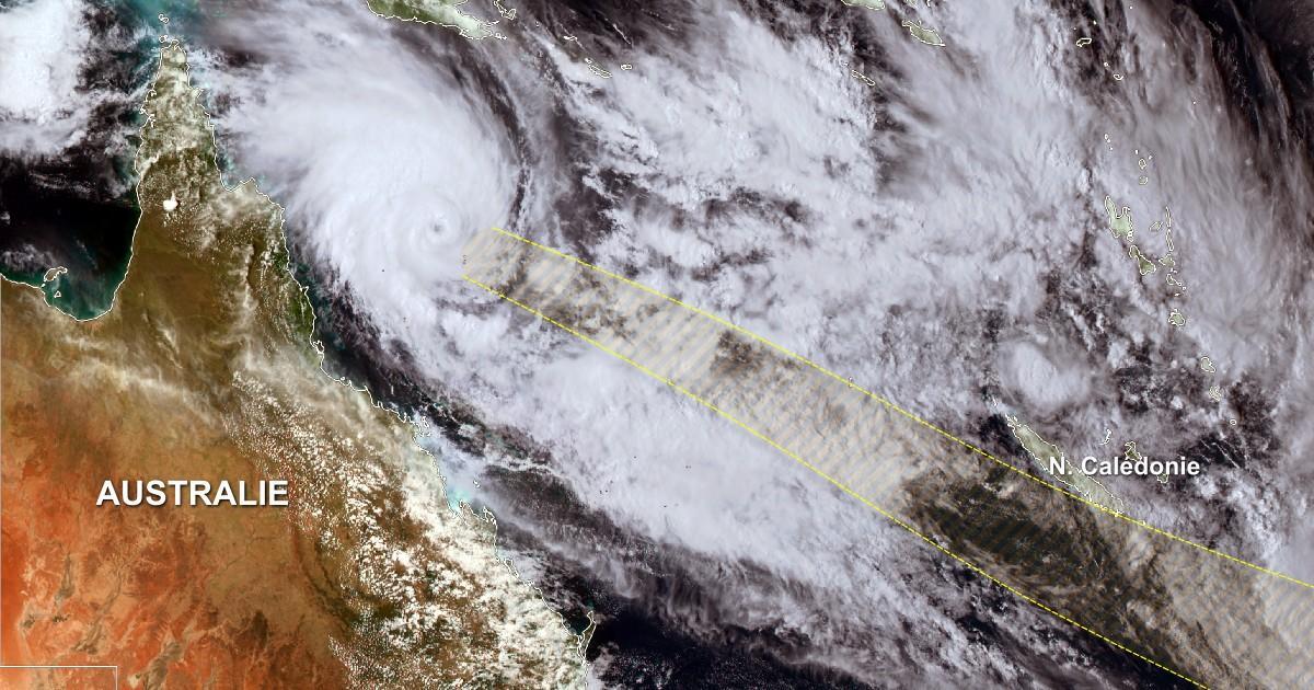 Cyclone niran cat 4