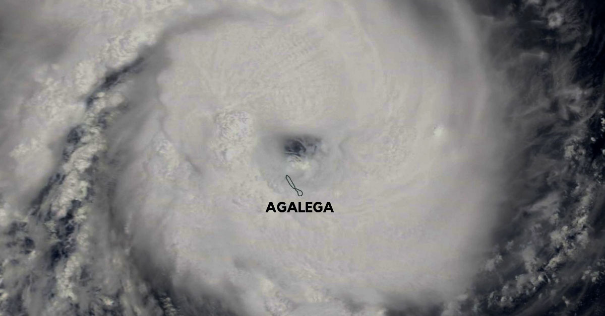 Cyclone tropical alcide