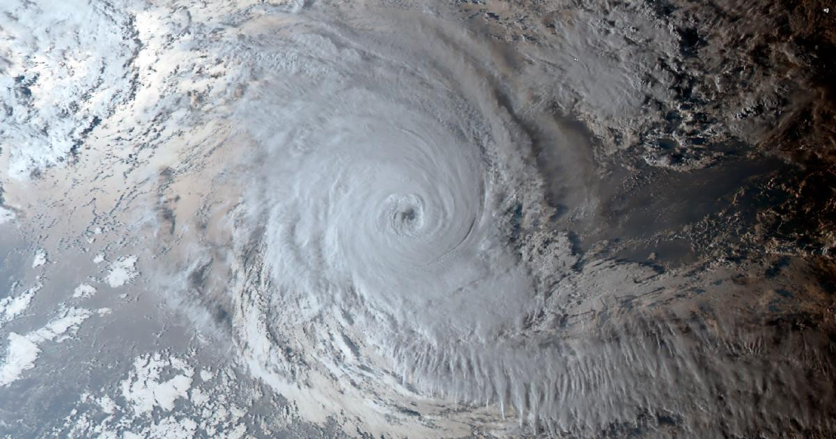 Cyclone tropical marian
