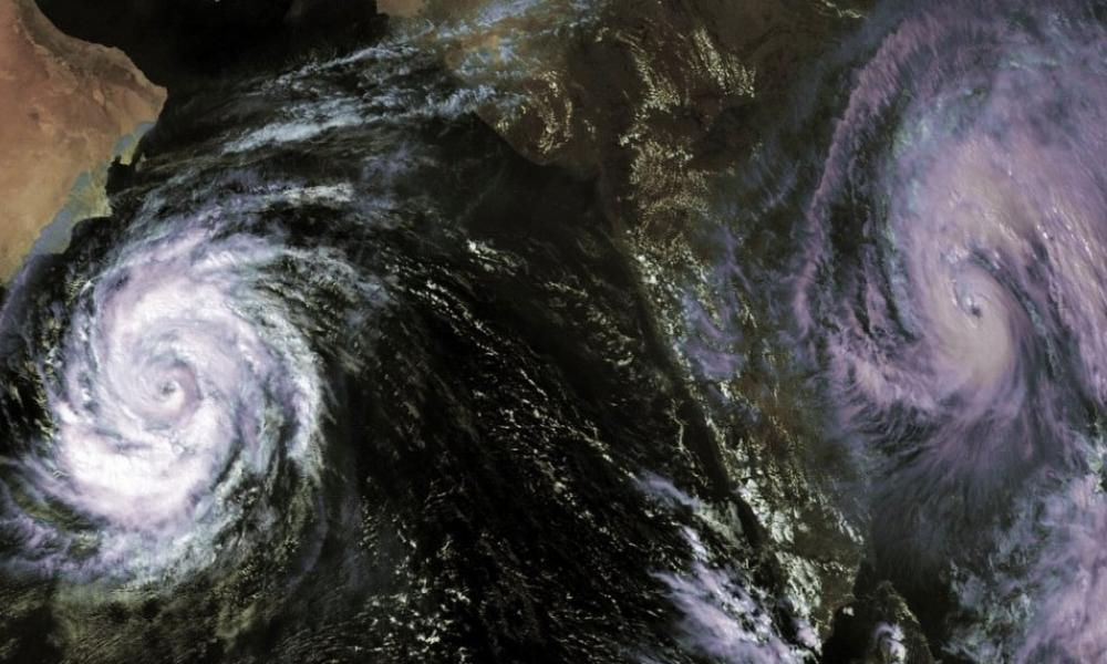 Cyclones tropicaux luban et titli