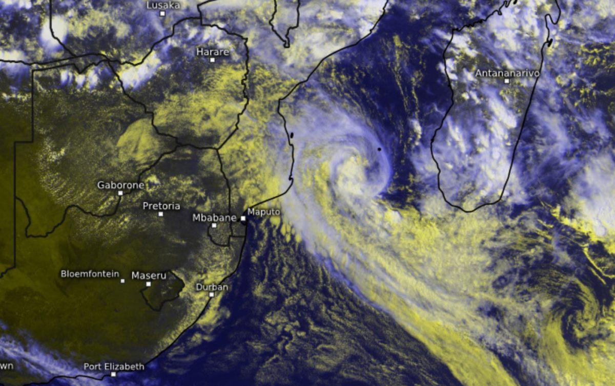 Desmond image satellite