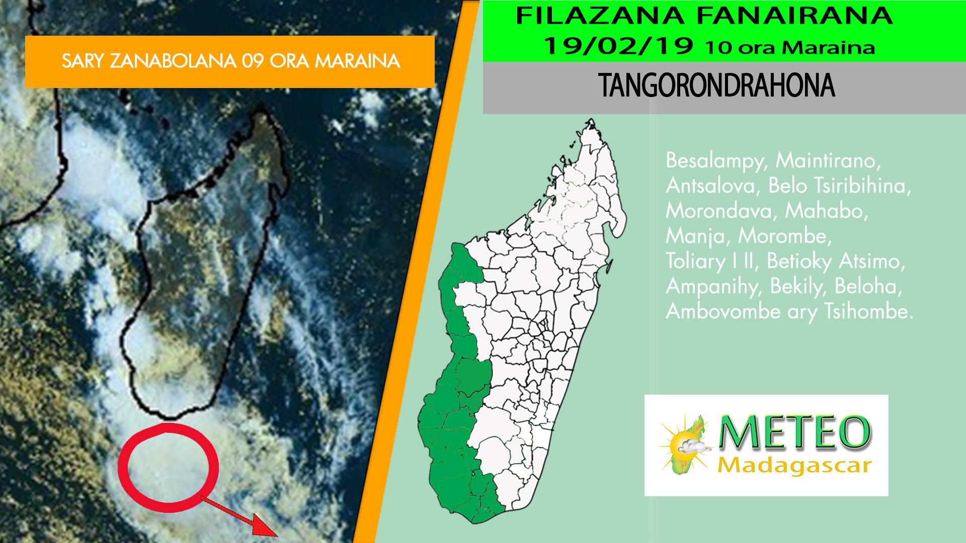 Alerte verte à Madagascar
