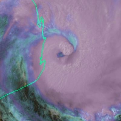 cyclone Tropical Dineo