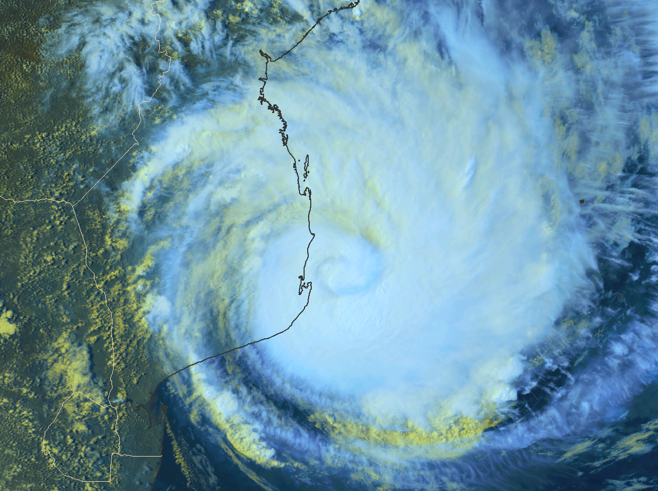 Cyclone Topical DINEO (OMM)