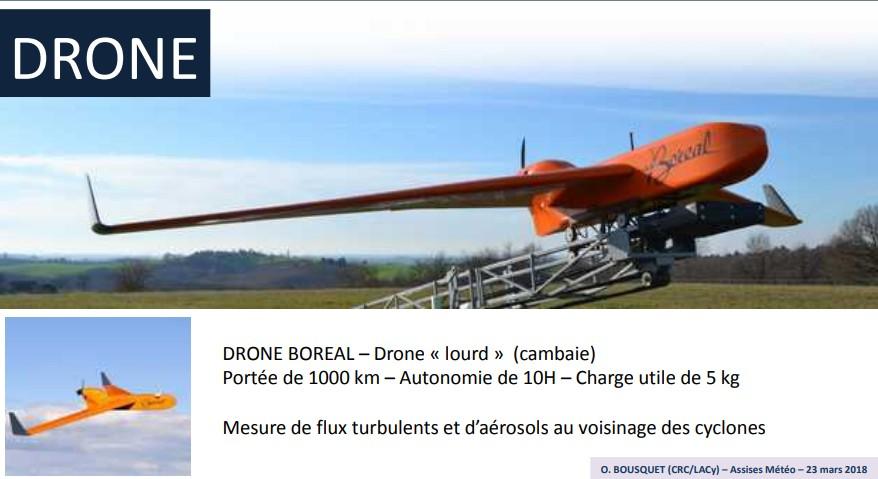 Drone boréal ©LACy
