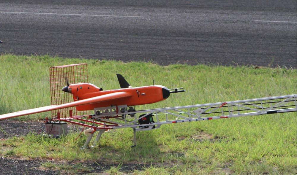 Drone Boréal chasseur de tempête