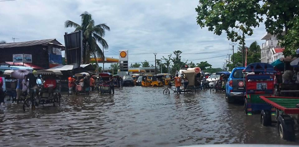 Inondation à Toamasina  ©Ny Rova Rakotovao