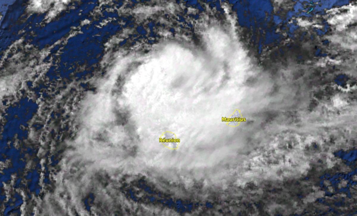 cyclone Edwige