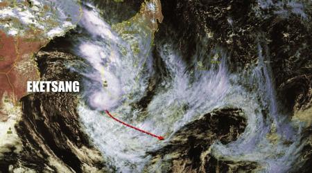 tempête tropicale EKETSANG
