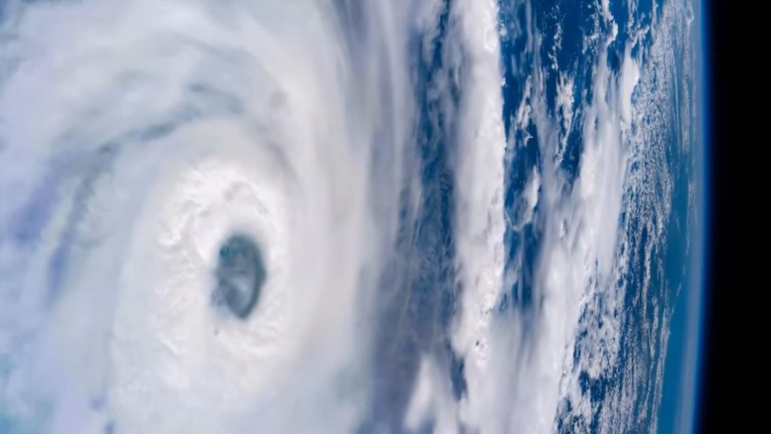 Le cyclone tropical intense ENAWO (NASA)