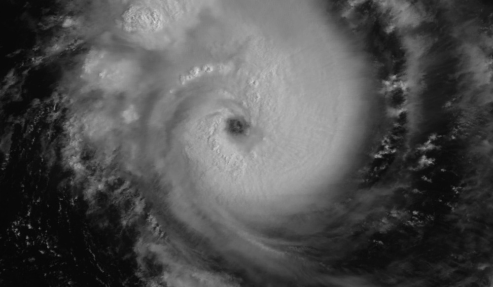 Cyclone Gelena zoom