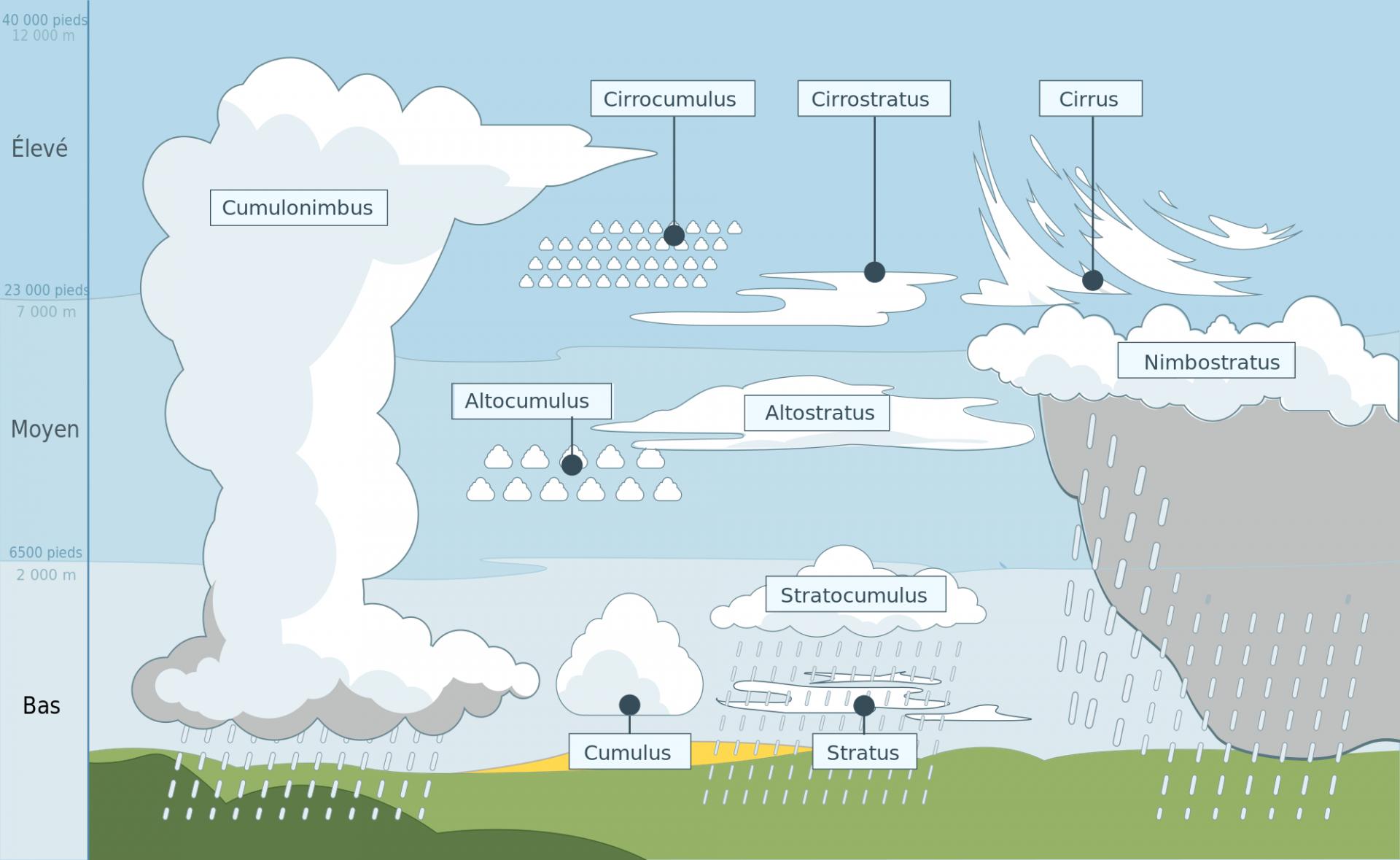 Genre de nuages