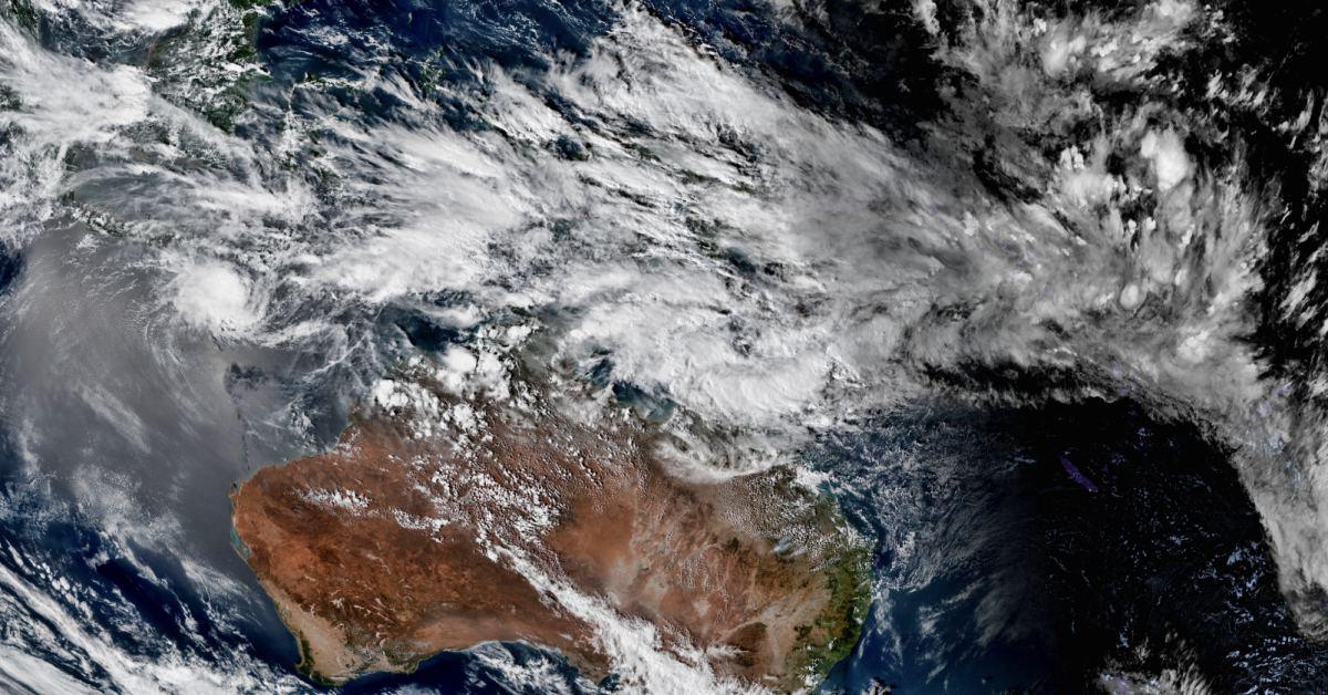 activité cyclonique à venir dans le pacifique sud-ouest