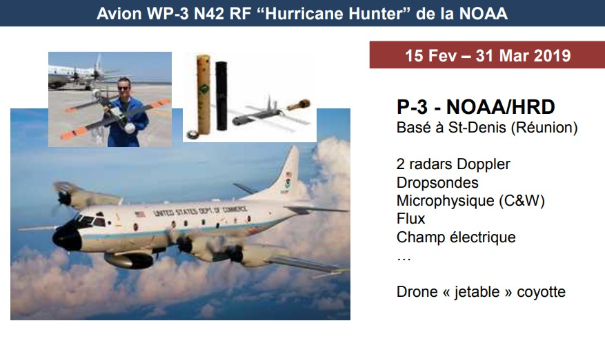 Hurricane hunter ©LACy