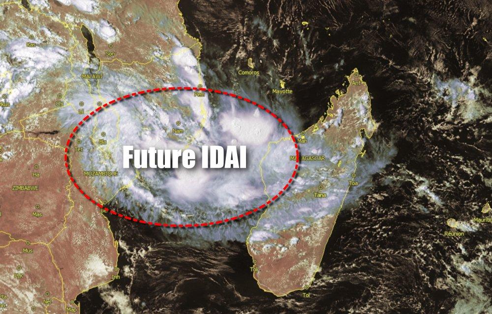 tempête tropicale Idai