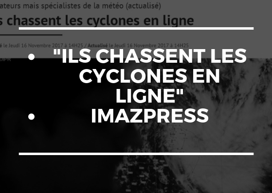 Interview sur IMAZPRESS