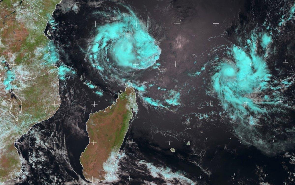 Image satellite ambali et belna