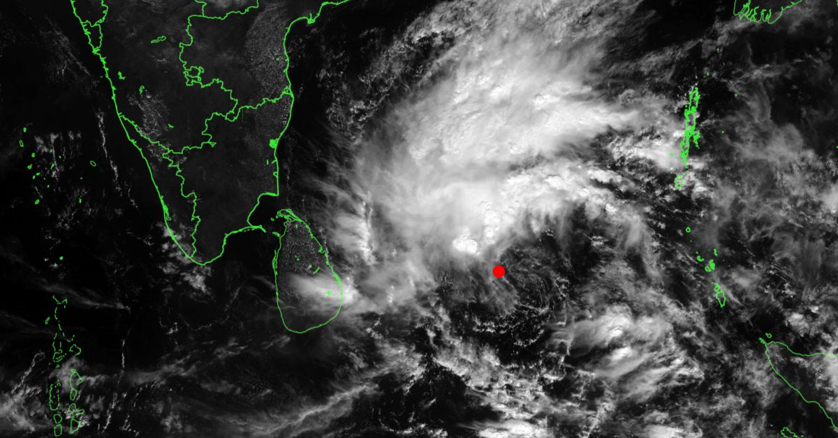 future tempête tropicale phethai