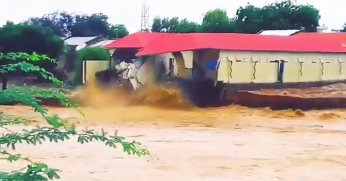 Inondation en somalie gu rains 2020