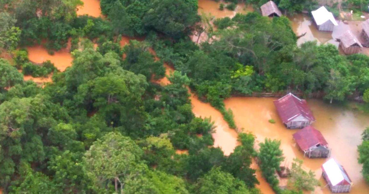 Inondation madagascar Francisco