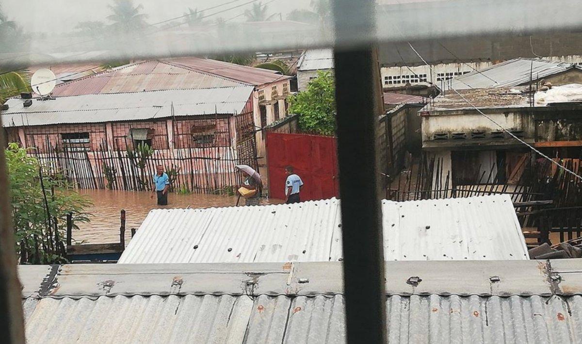 Inondation majunga