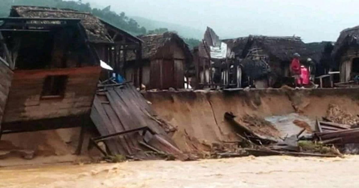 Inondation maroantsetra herold