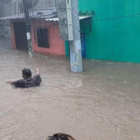 Inondation salvador