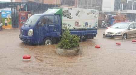Inondation tananarive