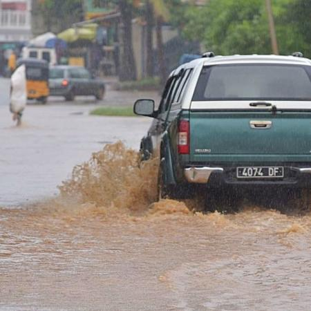Inondation Madagascar