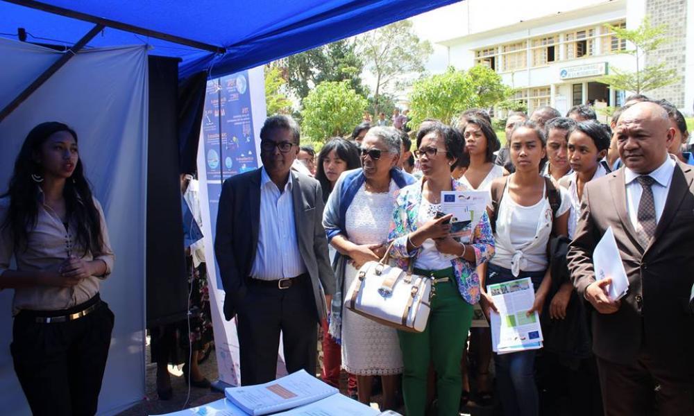 Ouverture de la JMM 2017 à Madagascar (Météo Madagascar)