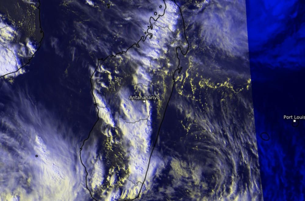 Fortes pluies à Madagascar