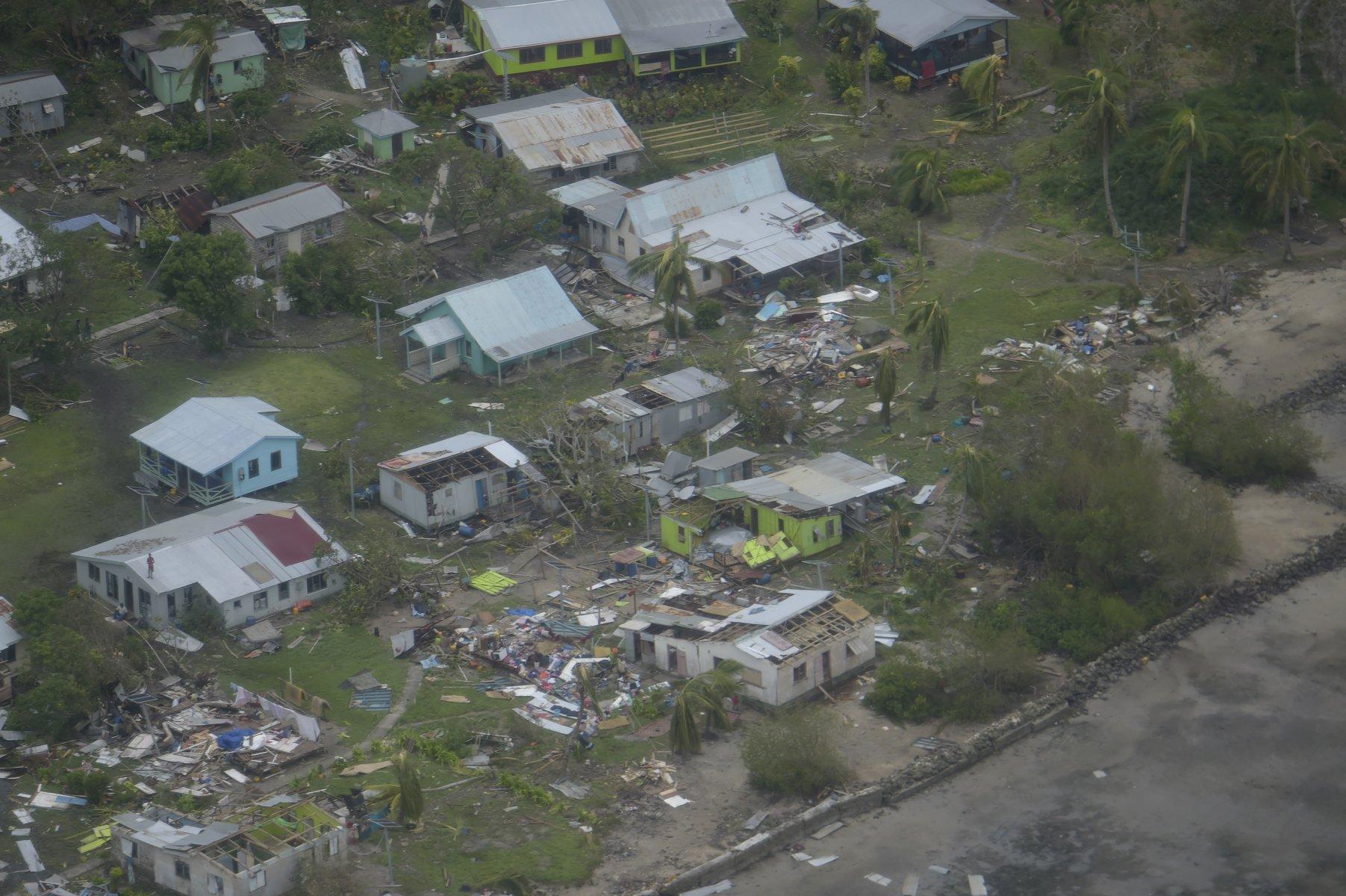 Kadavu island cyclone harold