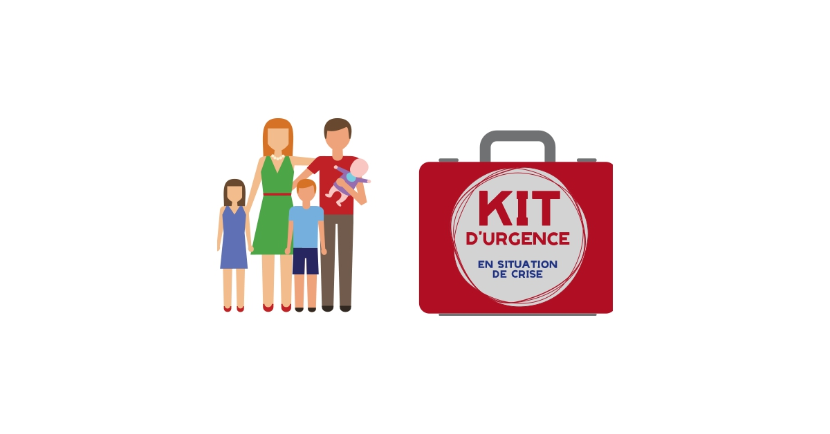 Kit urgence cyclonique