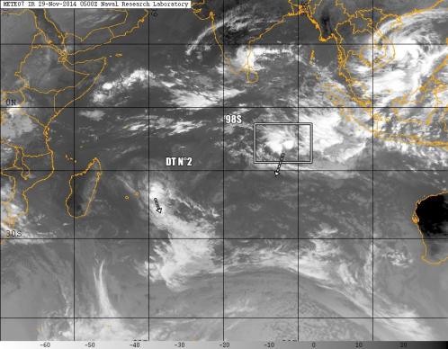 IMAGE OCEAN INDIEN