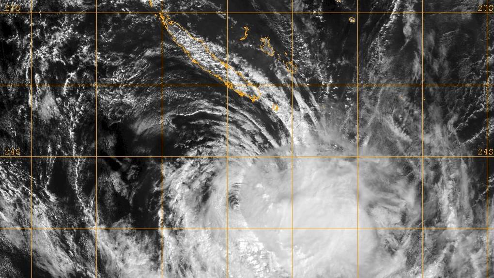 Le cyclone COOK s'éloigne de la Nouvelle Calédonie (NRL)