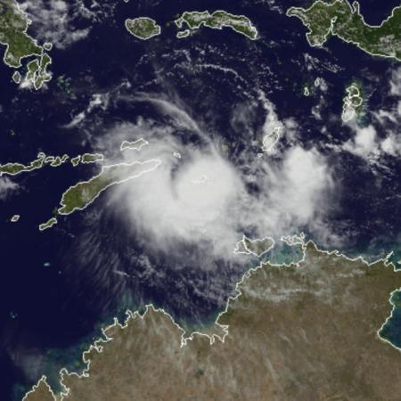 tempête tropicale Lili