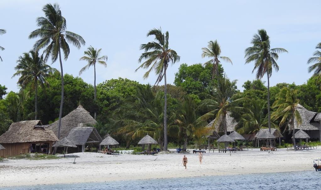 Hôtel Mafia Island Lodge
