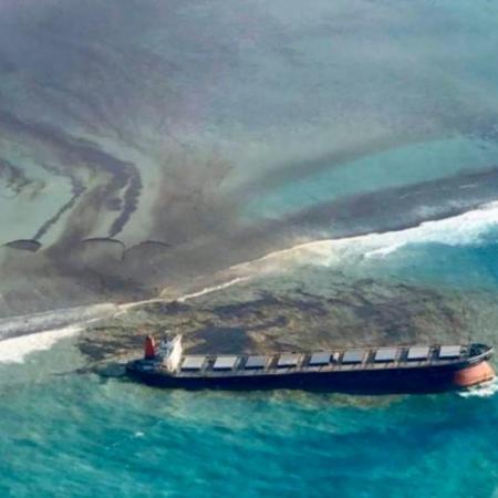 Mare e noire ile maurice