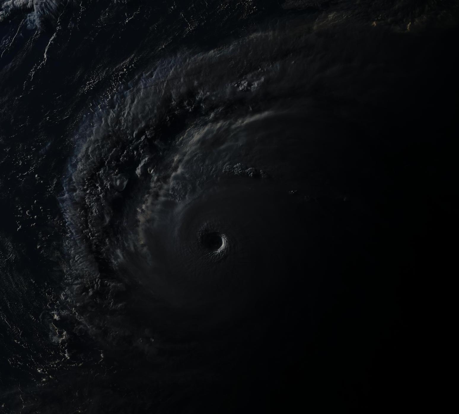 Super Typhon MARIA ©Digital-Typhoon