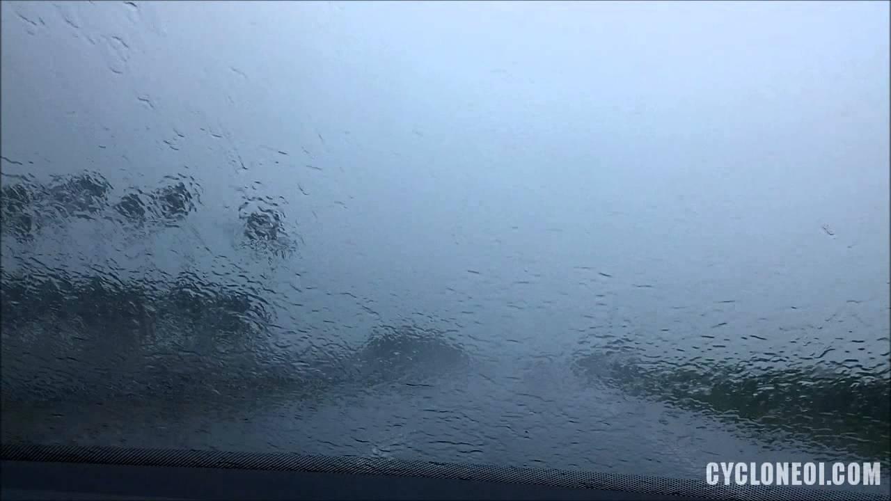 fortes pluies à la Réunion