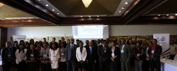 Forum National sur les Perspectives Climatiques Madagascar 2018/2019 ©Météo Madagascar