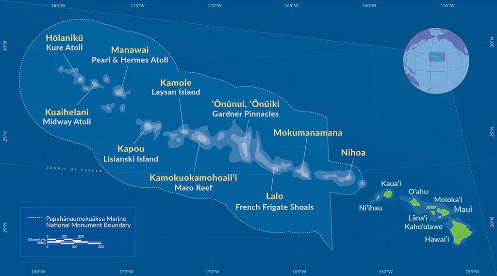 Papahānaumokuākea