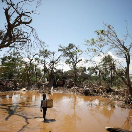 Mozambique ida
